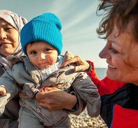 Την 85χρονη γιαγιά Αιμιλία, τον ψαρά Στρατή & τη Σούζαν Σάραντον προτείνει η Ακαδημία Αθηνών για το Νόμπελ Ειρήνης 2016  - Κυρίως Φωτογραφία - Gallery - Video