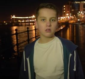 Βίντεο: Ένας μικρός Ιρλανδός σκηνοθέτησε συγκλονιστική διαφήμιση κατά του cyberbullying - Κυρίως Φωτογραφία - Gallery - Video