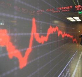 Νέα κατρακύλα: Βουλιάζει κάτω από τις 450 μονάδες το Χρηματιστήριο!   - Κυρίως Φωτογραφία - Gallery - Video