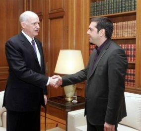 Η συμβουλή του Γιώργου Παπανδρέου στον Πρωθυπουργό για τον Μουζάλα - Κυρίως Φωτογραφία - Gallery - Video