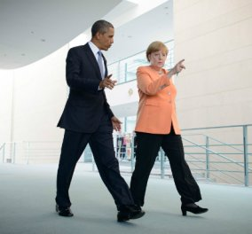 Εδώ έζησαν παιδιά οι ηγέτες του πλανήτη: Ομπάμα, Μέρκελ, Πούτιν & Καμέρον - Κυρίως Φωτογραφία - Gallery - Video