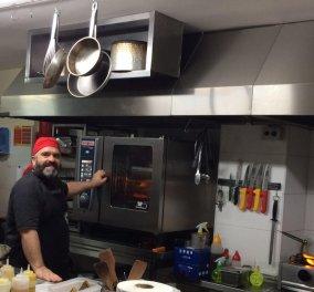 """Πήγα στην """"Φάμπρικα του Ευφρόσυνου"""" - Αγίου της κουζίνας - Έφαγα σούπερ, ο καλύτερος Σαλονικιός στο Κουκάκι  - Κυρίως Φωτογραφία - Gallery - Video"""