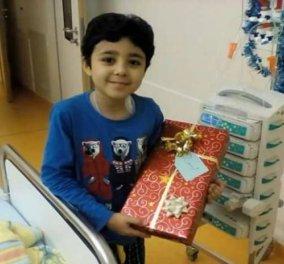 Εντοπίστηκε στη Θεσσαλονίκη η οικογένεια του 7χρονου Σύρου Ραμί που νοσηλεύεται στη Γερμανία - Κυρίως Φωτογραφία - Gallery - Video
