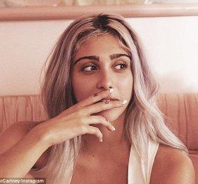 Η 19χρονη κόρη της Madonna κάνει ντεμπούτο σαν μανεκέν - λολίτα του νέου αρώματος της Stella McCartney - Κυρίως Φωτογραφία - Gallery - Video