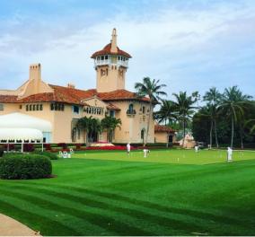 Mar-a-Lago Club: Αυτό είναι το αγαπημένο εξοχικό του μεγιστάνα Ντόναλντ Τραμπ - Κυρίως Φωτογραφία - Gallery - Video