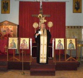 Κάηκε ζωντανός  ο ιερέας Πορφύριος μέσα στην εκκλησία: Είχε κατηγορηθεί για σεξουαλική παρενόχληση γυναικών  - Κυρίως Φωτογραφία - Gallery - Video