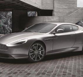 Αυτή είναι η νέα πανέμορφη Aston Martin DB11 - Η απόλυτη πολυτέλεια σε 4 τροχούς! - Κυρίως Φωτογραφία - Gallery - Video