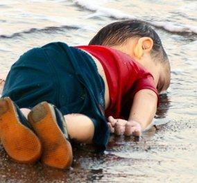 4 χρόνια φυλακή στους Σύρους διακινητές υπεύθυνους για τον θάνατο του Αϊλάν - Κυρίως Φωτογραφία - Gallery - Video