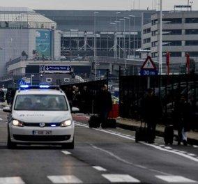 Συναγερμός στις Βρυξέλλες: Ισχυρή έκρηξη σε επιχείρηση της αντιτρομοκρατικής - Κυρίως Φωτογραφία - Gallery - Video