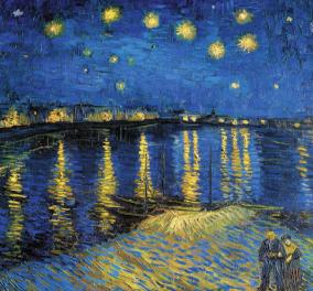 Εκπληκτικό: Οι πίνακες του Βαν Γκογκ ζωντανεύουν σε ένα βίντεο! - Κυρίως Φωτογραφία - Gallery - Video