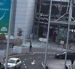 Σε κατάσταση πολιορκίας οι Βρυξέλλες: Οι μαθητές κλείνονται στα σχολεία, οι υπάλληλοι στις επιχειρήσεις - Γενικό μπλακ άουτ - Κυρίως Φωτογραφία - Gallery - Video