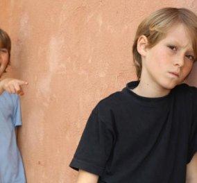 Έρευνα - συναγερμός στα σχολεία! 1 στους 3 μαθητές έχει πέσει θύμα σχολικής βίας και εκφοβισμού - Τα αποτελέσματα   - Κυρίως Φωτογραφία - Gallery - Video