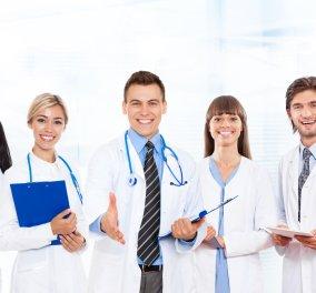 ΟΟΣΑ: Η Ελλάδα έχει τον μεγαλύτερο αριθμό γιατρών - 6,29 ανά 1.000 κατοίκους - Κυρίως Φωτογραφία - Gallery - Video
