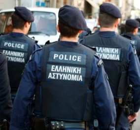 Αυξημένα μέτρα ασφαλείας από την ΕΛ. ΑΣ μετά τις τρομοκρατικές επιθέσεις στις Βρυξέλλες - Κυρίως Φωτογραφία - Gallery - Video