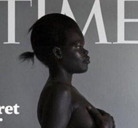Η εικονιζόμενη έγκυος στο ΤΙΜΕ & η φωτογράφος βιάστηκαν & οι δυο - Σάλος με το εξώφυλλο   - Κυρίως Φωτογραφία - Gallery - Video