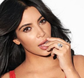 Kim Kardashian: Ποζάρει ολόγυμνη στον καθρέφτη και μοιράζει πολλαπλά εγκεφαλικά - Κυρίως Φωτογραφία - Gallery - Video