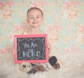 Συγκινητικό story: 3χρονη με καρκίνο Βλέπει τον κόσμο μέσα από τις καρτ-ποστάλ άλλων παιδιών - Τις στέλνουν 500 την ημέρα - Κυρίως Φωτογραφία - Gallery - Video