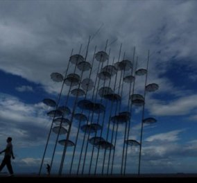 Βροχερό το τριήμερο της 25ης Μαρτίου, πέφτει & η θερμοκρασία - Ευνοείται η Αφρικανική σκόνη - Κυρίως Φωτογραφία - Gallery - Video