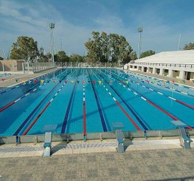 Good news Επιτέλους επαναλειτουργεί το κολυμβητήριο στο Γουδή - Κυρίως Φωτογραφία - Gallery - Video