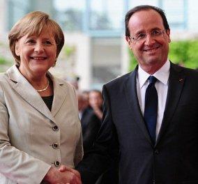Θρίλερ στις Βρυξέλλες: Διαφωνούν Μέρκελ και Ολάντ για τα κλειστά σύνορα - Όλο το παρασκήνιο - Κυρίως Φωτογραφία - Gallery - Video