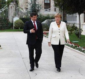 Αγρίεψε η Μέρκελ: Η Τουρκία δεν έχει το πάνω χέρι στις συνομιλίες με την ΕΕ - Τα πράγματα είναι στην σωστή κατεύθυνση - Κυρίως Φωτογραφία - Gallery - Video