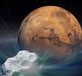 """Βίντεο: Οι εντυπωσιακές φωτογραφίες της NASA από την εξερεύνηση του """"κόκκινου πλανήτη"""" Άρη!  - Κυρίως Φωτογραφία - Gallery - Video"""