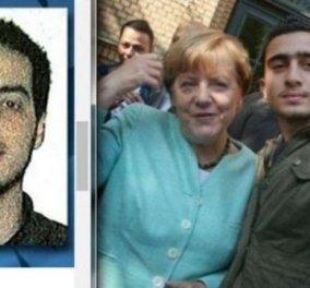 Χαμός στο Ίντερνετ: Έβγαλε η Μέρκελ selfie με έναν από τους καμικάζι των Βρυξελλών; - Κυρίως Φωτογραφία - Gallery - Video