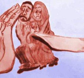 «Αρχίζω να συνηθίζω»: H συγκλονιστική ταινία για το προσφυγικό που δημιουργήθηκε από ζωγραφιές μαθητών [βίντεο]  - Κυρίως Φωτογραφία - Gallery - Video