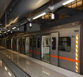 Στάση εργασίας σε μετρό και ΗΣΑΠ: Πώς θα κινηθούν τα ΜΜΜ - Κυρίως Φωτογραφία - Gallery - Video