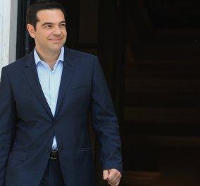 Αλ. Τσίπρας-  Το μήνυμα για την 25η Μαρτίου: Η Ελλάδα στην πρώτη γραμμή για την υπεράσπιση των οικουμενικών αξιών του ανθρωπισμού - Κυρίως Φωτογραφία - Gallery - Video