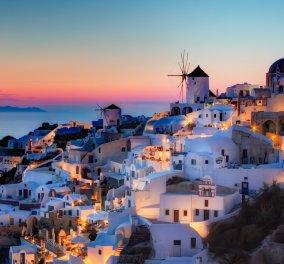 Good news: Tο Travel + Leisure κατέταξε 2 ελληνικά νησιά στα πιο ρομαντικά του κόσμου - Κυρίως Φωτογραφία - Gallery - Video