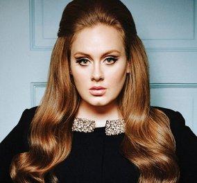 """Η αφιέρωση της Adele επί σκηνής στον γιο της: «Σ' αγαπώ τόσο πολύ """"peanut""""» - Κυρίως Φωτογραφία - Gallery - Video"""