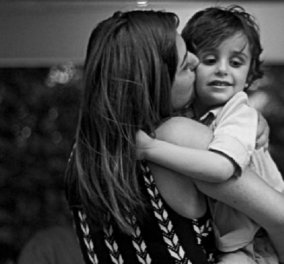 "H εξομολόγηση της Γεωργίας: ""Είμαι η μητέρα του Παναγιώτη που έχει αυτισμό..."" - Κυρίως Φωτογραφία - Gallery - Video"