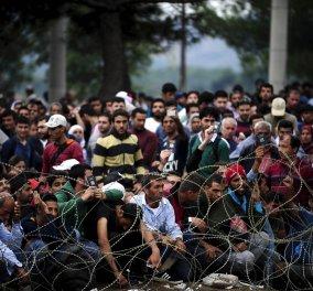 Πρόκληση δίχως τέλος από τα Σκόπια: Σφραγίζουν τα σύνορα με την Ελλάδα μέχρι τέλος του 2016 - Κυρίως Φωτογραφία - Gallery - Video