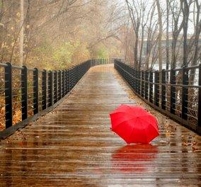 Η βροχή φεύγει αλλά το κρύο... παραμένει - Στους 13 η θερμοκρασία την Τετάρτη - Κυρίως Φωτογραφία - Gallery - Video