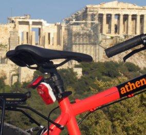 Bike Sharing: Επιτέλους η Αθήνα έχει τα ποδήλατα της για να πάτε παντού νοικιάζοντας σε χαμηλή τιμή - Κυρίως Φωτογραφία - Gallery - Video