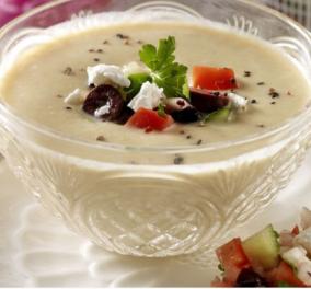 O Άκης μας ετοιμάζει κάτι νηστίσιμο & θρεπτικό: Κρύα σούπα με ρεβίθια και ταχίνι - Κυρίως Φωτογραφία - Gallery - Video