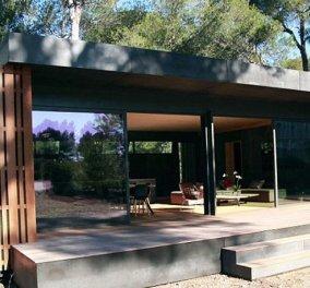 Το εκπληκτικό σπίτι-παζλ: Παραλαμβάνεται σε κομμάτια και στήνεται σε μερικές ώρες! - Κυρίως Φωτογραφία - Gallery - Video