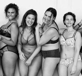 Γιατί αμερικανικά κανάλια αρνήθηκαν να προβάλλουν αυτή τη διαφήμιση με τα oversized μοντέλα - Κυρίως Φωτογραφία - Gallery - Video