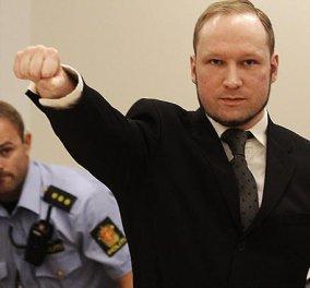 Ο μακελάρης δολοφόνος 77 ανθρώπων, Μπρέιβικ μηνύει τη Νορβηγία για «απάνθρωπη κράτηση» - Δείτε που μένει  - Κυρίως Φωτογραφία - Gallery - Video