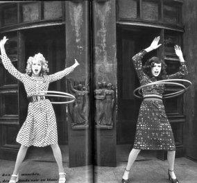 Vintage Story: Όταν το 1958 το χούλα-χουπ έκανε τον πλανήτη να στριφογυρίζει - Η μανία με το πολύχρωμο στεφάνι - Κυρίως Φωτογραφία - Gallery - Video
