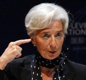 Το ΔΝΤ δείχνει με το δάχτυλο τους Ευρωπαίους: Ελαφρύνετε εσείς το χρέος της Ελλάδας & μάλιστα πολύ - Κυρίως Φωτογραφία - Gallery - Video