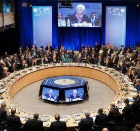 Το παρασκήνιο της κόντρας με το Διεθνές Νομισματικό Ταμείο: Αν δεν λυθεί το οικονομικό, δεν λύνεται το προσφυγικό   - Κυρίως Φωτογραφία - Gallery - Video