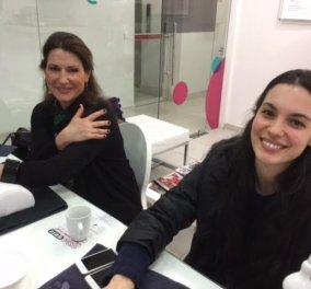 Η κόρη μου κι εγώ κάναμε μανικιούρ και περάσαμε όμορφα - Τα νύχια ήταν το πρόσχημα... - Κυρίως Φωτογραφία - Gallery - Video