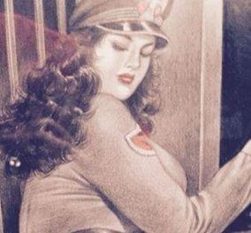 Το πορνό - σκίτσο της Μαντόνα από Ιάπωνα καλλιτέχνη έγινε το απόλυτο viral - Κυρίως Φωτογραφία - Gallery - Video