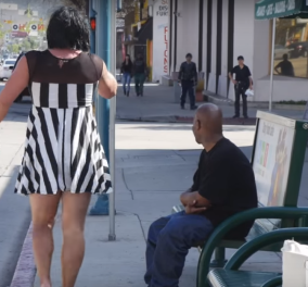 Smile βίντεο: Νεαρή κοπέλα ξέχασε την τσάντα της - Όταν οι επίδοξοι ληστές την άνοιξαν, το μετάνιωσαν πικρά - Κυρίως Φωτογραφία - Gallery - Video