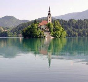 """Λες το μεγάλο """"Ναί"""" αφού ανέβεις 99 σκαλοπάτια για την εκκλησία των ονείρων σου στην Σλοβενία   - Κυρίως Φωτογραφία - Gallery - Video"""