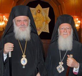 Ιερώνυμος: Nα μην είναι το ταξίδι μας με τον Πάπα Φραγκίσκο στη Λέσβο, ταξίδι φιγούρας και μεγαλοπρέπειας  - Κυρίως Φωτογραφία - Gallery - Video