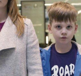 """Αυτό το βίντεο θα σας κάνει να """"δακρύσετε"""": Πως πραγματικά βλέπουν τα παιδιά με αυτισμό τον κόσμο  - Κυρίως Φωτογραφία - Gallery - Video"""