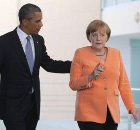 Δραματική πρωτοβουλία Ομπάμα & συνάντηση με Μέρκελ για την Ελλάδα - Οικονομική κρίση & προσφυγικό - Κυρίως Φωτογραφία - Gallery - Video